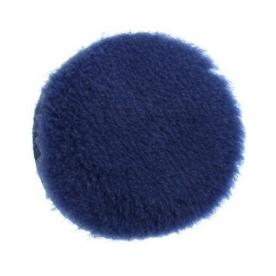 Полировальный диск гибридный мех агрессивный HYB-80 Hybrid wool pad 80mm