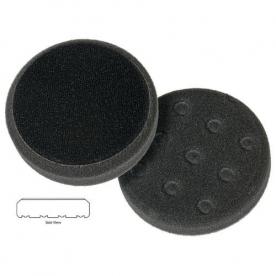 Полировальный диск поролон финишный 78-72550 черный 130mm
