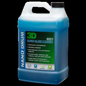 Очиститель стекол на спиртовой основе концентрат 3D (1,786 л) - Super Glass Cleaner 9001OZ64