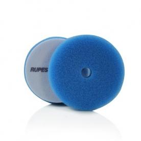 Полировальный поролоновый диск жесткий синий Rupes 80 мм.