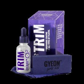 Кварцевая защита пластика фар резиновой отделки 30ml GYEON Trim GYQ218