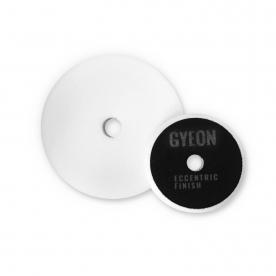 Полировальный круг очень мягкий поролоновый белый комплект 80ммх2 GYEON ECCENTRIC FINISH GYQ521