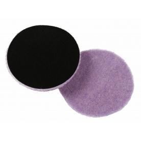 Purple Wool Pad полировальный диск меховой коротко стриженный 6мм