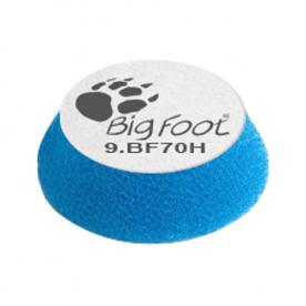 Диск полировальный поролоновый жёсткий голубой 54/70 мм RUPES