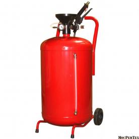 Пеногенератор металлический красный 100л TOR