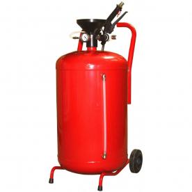 Пеногенератор металлический красный 150л TOR