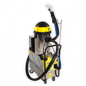 Vapobus мощный парогенератор для чистки салонов транспортных средств и помещений BIEFFE