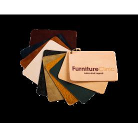 Образцы видов кожи LeTech Leather Types Swatch Booklet 8LTSB01ML