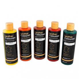 Краска для кожи белая LeTech Leather Colourant 250ml 01.02.014.0250.15