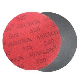 Шлифовальный круг на тканево-поролоновой основе Abralon Mirka P500 150мм 8A24102051N