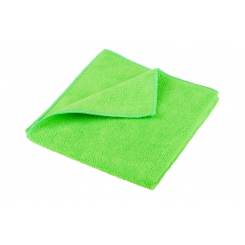 Полотенце микрофибровое зеленое 40x40cm ZviZZer Microfiber Cloth green