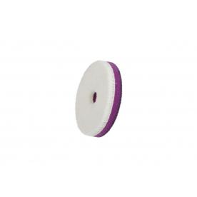 Меховой полировальный круг БЕЛЫЙ ZviZZer ворс 5мм 80/15/80 ZV-WP00008010HC