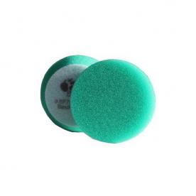 Диск полировальный поролоновый средней жёсткости зеленый 54/70 мм RUPES