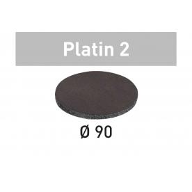 Шлифовальные круги Festool Platin 2 STF D 90/0 S2000 PL2/15 498324