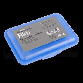 Безабразивная чистящая глина мягкого воздействия синяя REINIGUNGSKNETE BLAU Koch Chemie 200г 183001