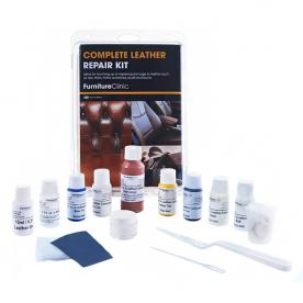 Набор для восстановления кожи LeTech Compleate Leather Repair Kit Темно-синий 16CLRK01ML08