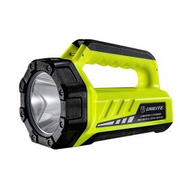 Мощный фонарь с двумя источниками света 1000 Lm 6500K 8000 mAh IPX6 UNILITE L-1000