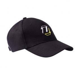 Кепка черная BASEBALL CAP UNILITE CAP