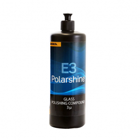 Полировальная паста для полировки стекла Polarshine E3 Mirka 1л 7990310111