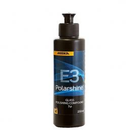 Полировальная паста для стекла Polarshine E3 Mirka 250мл 7990302511