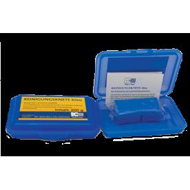 Безабразивная чистящая глина мягкого воздействия синяя REINIGUNGSKNETE BLAU Koch Chemie 100гр 183100