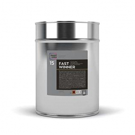 Быстродействующий очиститель для резиновых шин и уплотнителей 15 FAST WINNER SmartOpen 5л 15155