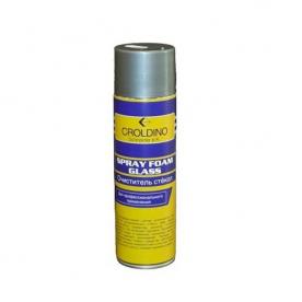 Пенный очиститель стекла Spray Foam Glass Croldino 650мл 40026508