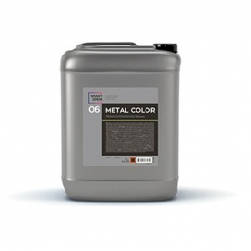 Нейтральный очиститель дисков и кузова с индикатором 06 METAL COLOR SmartOpen 5л 15065