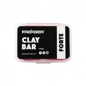 Глина красная полировальная твердая Clay Bar Red Forte INNOVACAR 100гр 79198