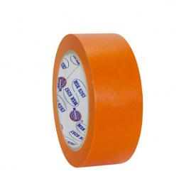 Лента маскирующая оранжевая Eurocel 30мм х 40м MSK 6267/30