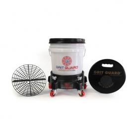 Система ручной мойки 20л Single Bucket Washing System GRIT GUARD ЧЕРНОЕ 321451