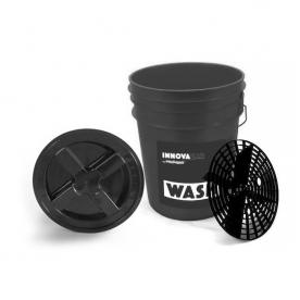 Ведро с сепаратором и крышкой Black Det Bowl INNOVACAR 79472