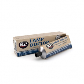 Паста для полировки фар K2 Lamp Doctor 60гр L3050