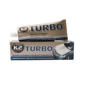 Паста для полировки кузова Turbo K2 120гр EK0011