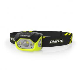 Налобный сенсорный фонарь 475 Lm 1800 mAh IPX5 UNILITE HL-7R