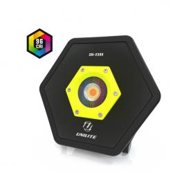 Прожектор светодиодный 5 цветов CRI 96+ 2300 Lm 4400 mAh IP65 UNILITE CRI-2300