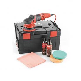 Эксцентриковая полировальная машинка FLEX XCE 10-8 125 P-Set 447269