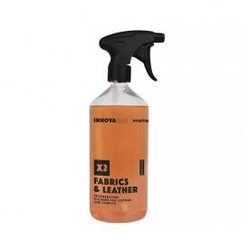 Средство для очистки и регенерации кожи и тканей X2 Fabrics&leather INNOVACAR 500мл 79407