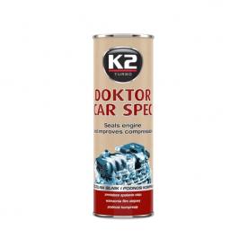 Присадка в масло восстанавливающая Doktor Car Spec K2 443мл T350