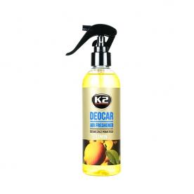 Ароматизатор DEOCAR K2 лимон спрей 250мл M117L