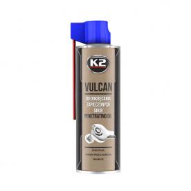 Средство для откручивания прикипевших соединений VULCAN K2 PRO аэрозоль 250мл W117
