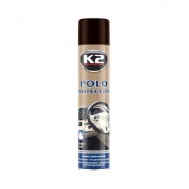 Полироль для пластика POLO PROTECTANT MAT K2 кофе аэрозоль 750мл K418KA