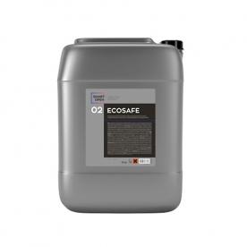 Первичный бесконтактный состав без фосфата и растворителей 02 ECOSAFE SmartOpen 20л 150220
