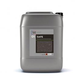 Первичный бесконтактный состав с защитой хрома и алюминия 01 SAFE SmartOpen 5л 15015