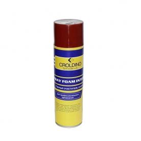 Пенный очиститель салона Spray Foam Interior Croldino 650мл 40026505