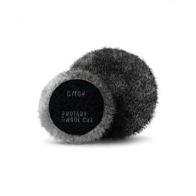 Меховой полировальный круг режущий 130мм GYEON ROTARY WOOL CUT GYQ536