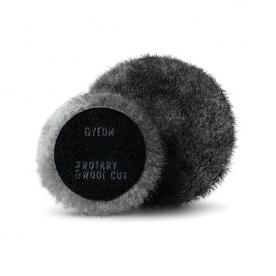 Меховой полировальный круг режущий 80мм 2шт GYEON ROTARY WOOL CUT GYQ535