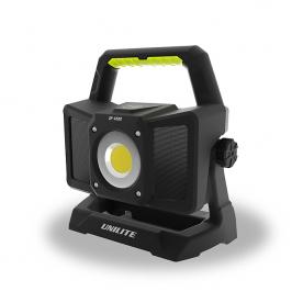 Прожектор 4500Lm с колонкой bluetooth 5200mAh IP65 UNILITE SP-4500