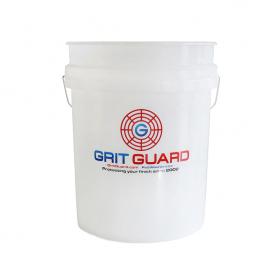 Сверхпрочное Ведро белое Premium Bucket GRIT GUARD 20л 100414