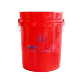 Сверхпрочное Ведро красное Premium Bucket GRIT GUARD 20л 100413